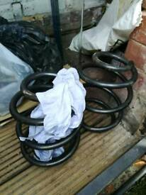 T5 coil springs pre owned