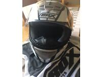 Box Scope motorbike helmet