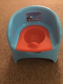 Thomas the tank engine potty chair. All sterilised smoke pet free home