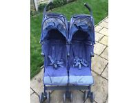 Maclaren Twin Techno buggy/stroller