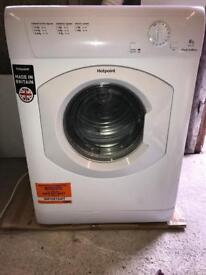 Hotpoint FETV60CP First Edition Tumble Dryer 6kg capacity - RRP £170