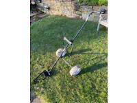Golf Trolley - Simple lightweight