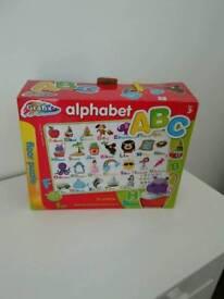 Large Alphabet Floor Puzzle