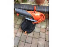 Flymo leaf blower/ vacuum