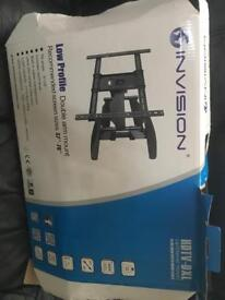 Invision tv wall mount