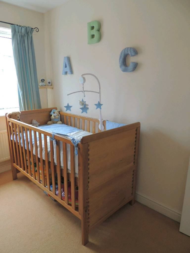 CotBed/Toddler Bed
