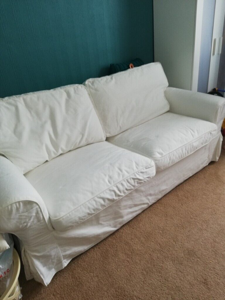 Remarkable Ikea 3 Seater Sofa Bed In Stonehaven Aberdeenshire Gumtree Interior Design Ideas Skatsoteloinfo