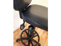 Adjustable office desk study chair/bar chair