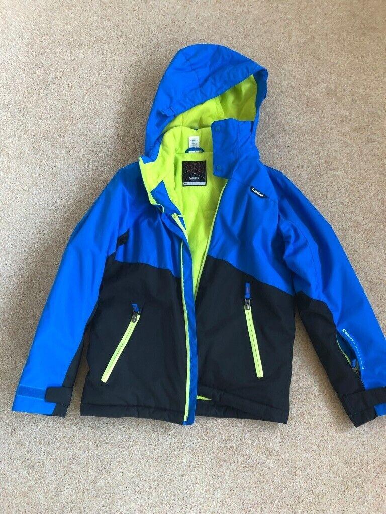 Kids ski jacket and salopettes - aged 12  951ea7080