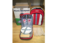 Picnic Backpack for 2 people