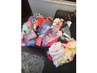 Girls clothes bundle 3-4 yr old
