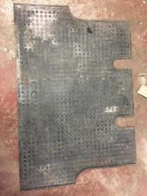 Land Rover discovery 300 boot mat