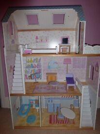 Dolls House/Mansion - ELC