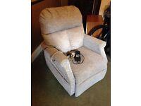 Riser Recliner Chair - Excellent Condition