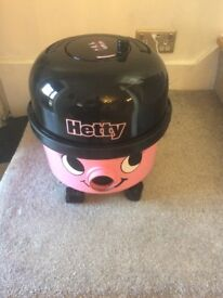 Hetty 1200W new accessories with guarantee