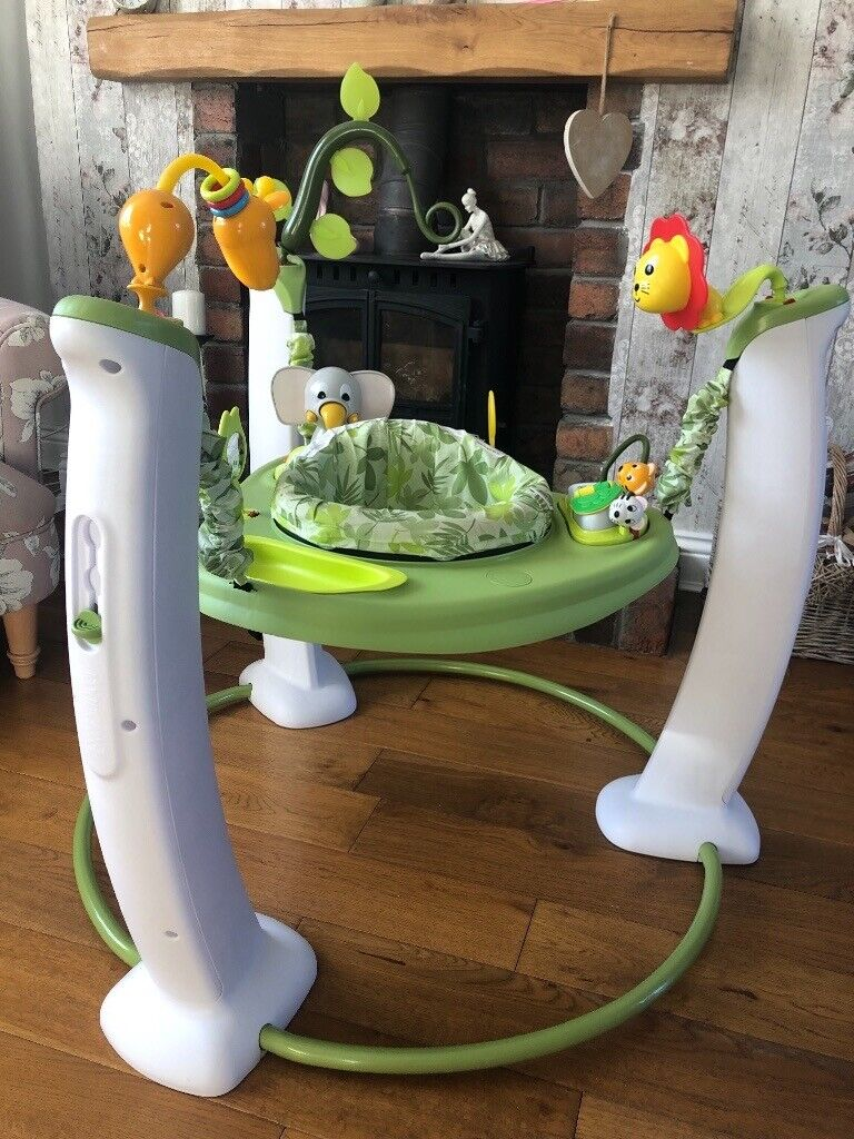 aac9668defbf Evenflo Exersaucer Safety Baby Jump   Learn Stationary Jumper ...