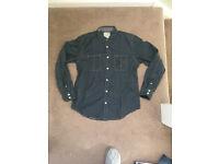 Men's denim look shirt - medium - perfect condition, never worn