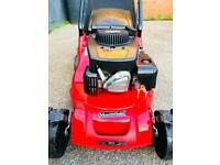 Mountfield self propelled lawnmower