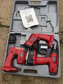 3 piece cordless tool pack