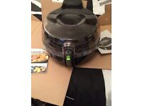 Tefal ActiFry 2-in-1 Low Fat Healthy Fryer YV960140 - 1.5 kg, Black
