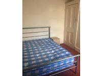 Double Bed available in an exclusive for girls house in Leyton