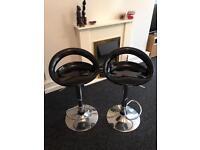 Two Bar stool