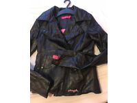 Girls branded jackets
