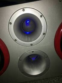 Twin subwoofer for sale or swap