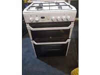 Indesit Gas Cooker (60cm) (6 Month Warranty)