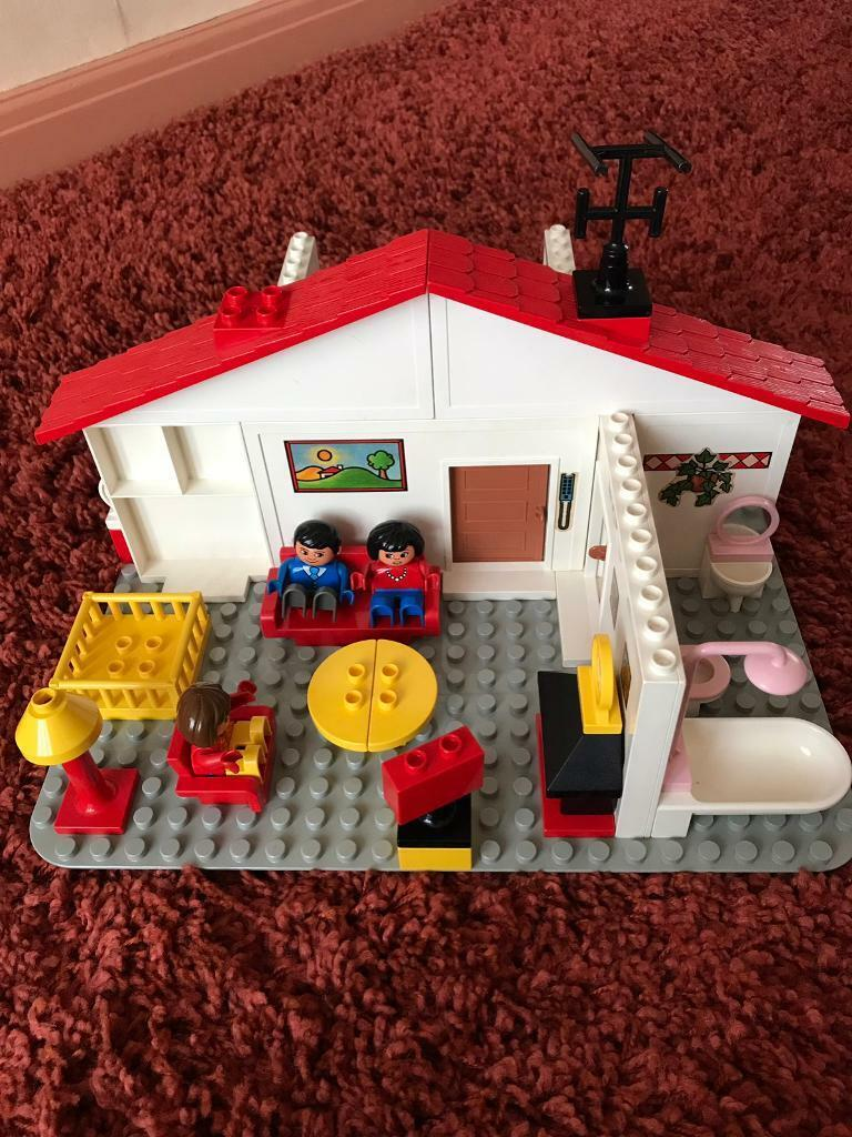 Duplo House With Additional Items In Quinton West Midlands Gumtree