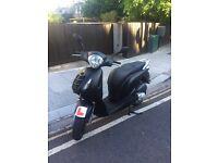 2009 HONDA PS 125cc NEW MOT £850