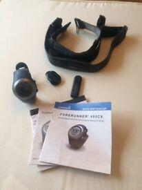 Garmin GPS sports watch, Forerunner 405