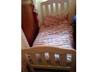 Mamas & Papas child's bed