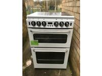 New world dual fuel cooker
