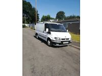 Ford transit for sale excellent runner 7months mot well looked after.