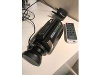 Samsung HMX-10 Video recorder