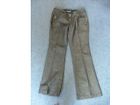 Pair Ladies NEXT Slim Bootfit Jeans Size 12L