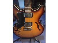 Shine left handed guitar