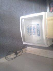Small england fridge