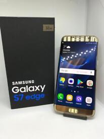 Samsung S7 Edge Gold Unlocked Boxed