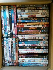 200 DVDs