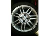 "15"" alloy wheels speedline"
