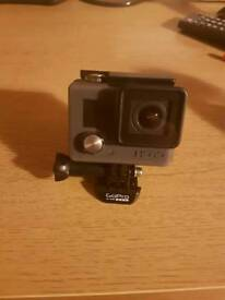Go pro Hero and accessories