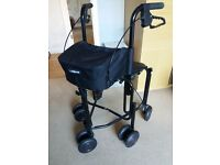 Rollator (8 wheel walker)