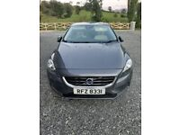 Volvo, V40, Hatchback, 2014, Manual, 1560 (cc), 5 doors