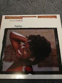 Randy Crawford Nightline vinyl lp