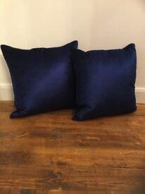 2 New Laura Ashley Cushions