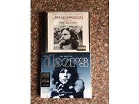 The DOORS cds