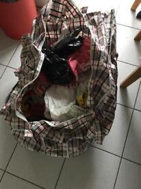 Free bag of plastic bags