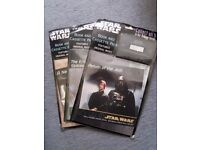 STAR WARS BOOK AND CASSETTE PACK